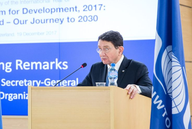 Sustainable Tourism: UNWTO Announces Roadmap Towards 2030