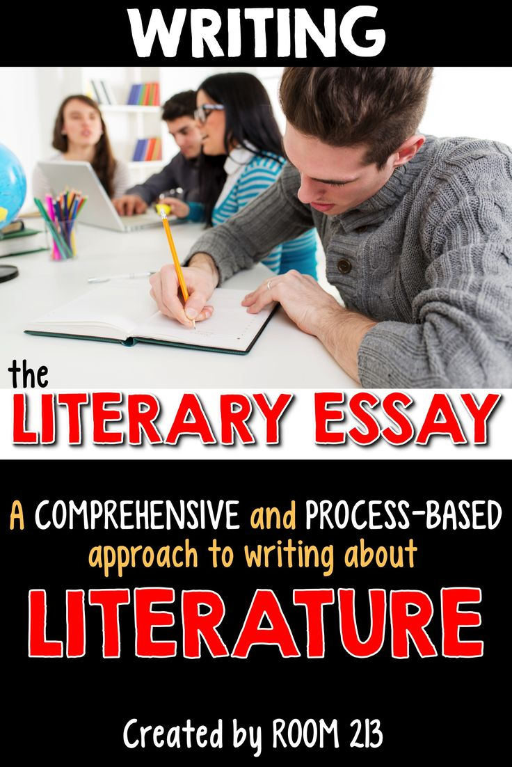 Time Machine Essay Literary Essay Lessons Help Your High School English Students Learn To  Write A Literary Essay How To Quit Smoking Essay also To Kill A Mockingbird Essay Questions And Answers  Best Analytical Writing Images On Pinterest  Teaching  Middle School Essay Samples