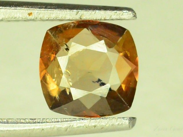 Extreme Rare 0.515 ct Natural Axinite ~ Durand Line