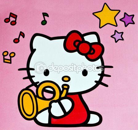 De Hello kitty — Foto de Stock #56906923