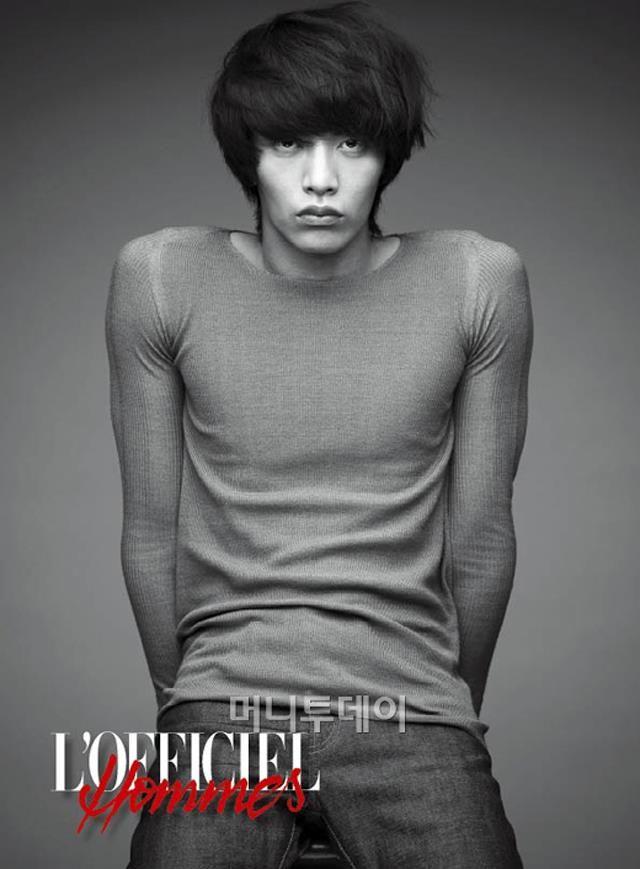 17 Best Images About Lee Min Ki On Pinterest Widow S Peak Harpers Bazaar And Elle Magazine