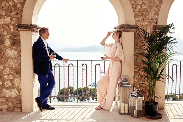 Why The Night Manager's Elizabeth Debicki Is Every Costume Designer's | Vanity Fair