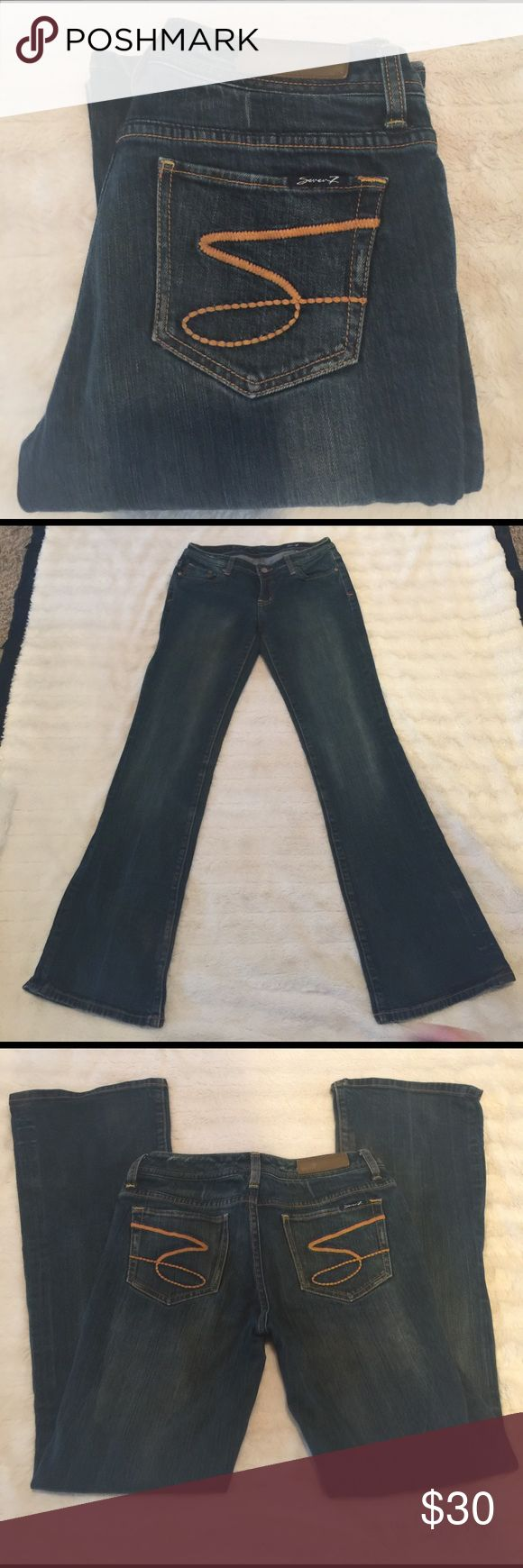 Seven7 Jeans🌟 Seven7 jeans in excellent condition! Inseam is 31, thanks for looking 😊 Seven7 Jeans Boot Cut