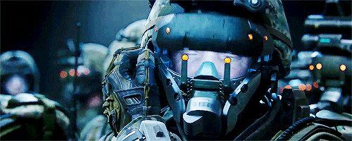 Troy Baker in Call of Duty: Advanced Warfare
