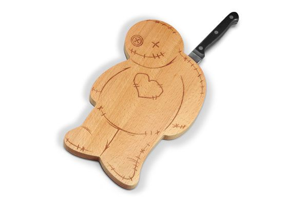 Ouch! – The Voodoo Cutting Board | Funny stuff & Gadgets ...