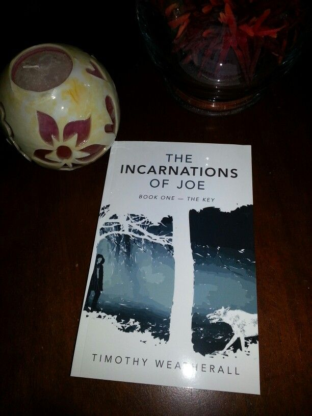 Fiction Fantasy The Incarnations of Joe by Timothy Weatherall