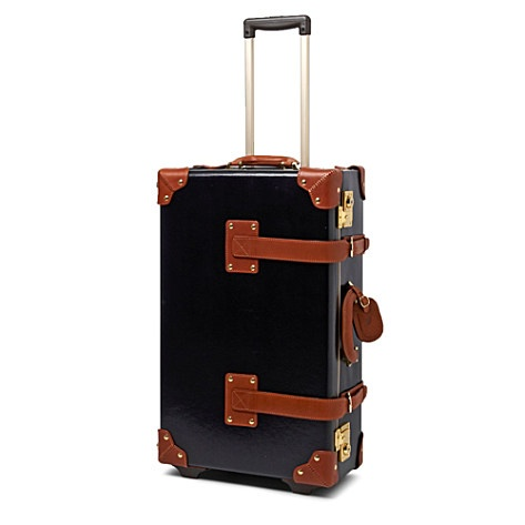 vintage style - modern practicality. (also ridiculously expensive!): Upright Suitcase, Suitcases, Fashion Accessories, Hard Luggage, Stowaway Suitcase, Diplomat Stowaway, Diplomat Upright, Steamline Hard