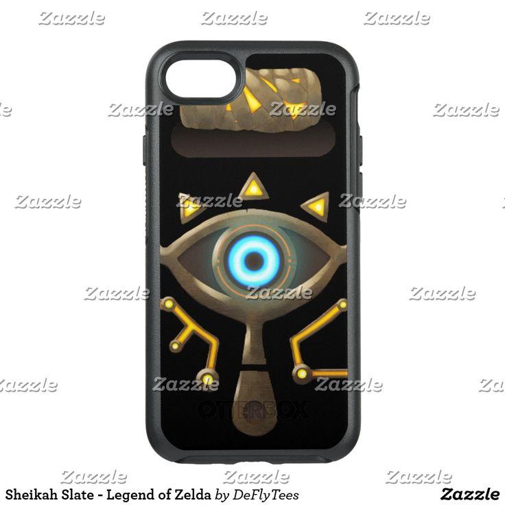 Sheikah Slate - Legend of Zelda