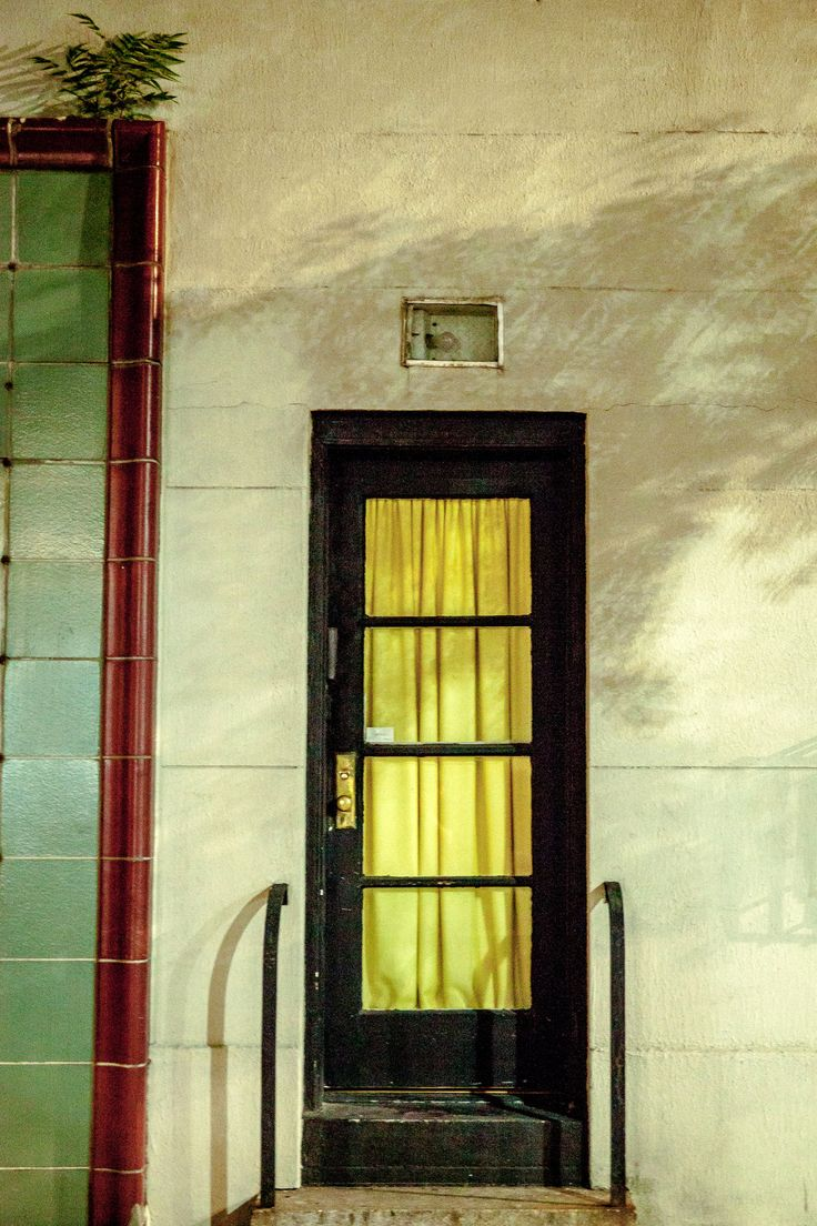 Even though they stand between us and the chaos of the city, the borough's distinctive doors are easy to overlook.