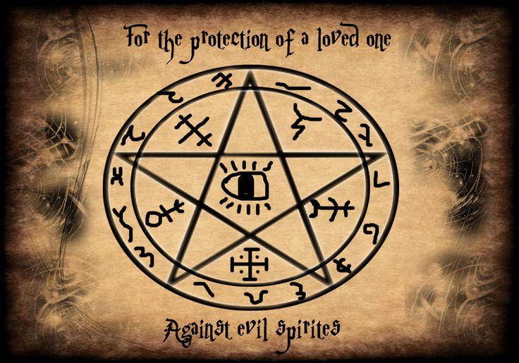 Pentagrams and Their Meanings | Sleepy Hollow Pentacle