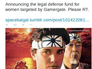 """""""Brianna Wu Setting Up A Legal Defense Fund For Women Targeted By Gamergate"""" The Mary Sue"""