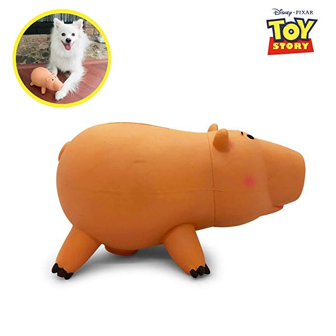 Amazon Com Hyper Pet Disney Toy Story 4 Hamm Interactive Super