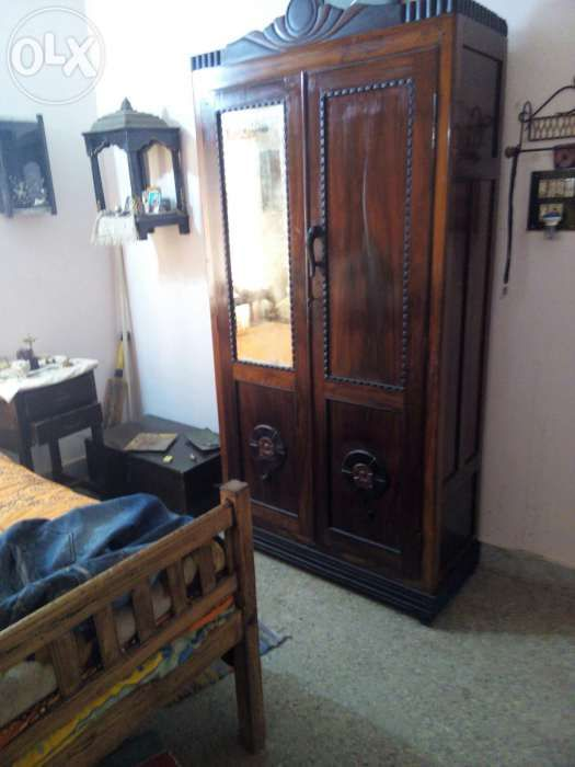 Archive Antique rosewood maharaja cupboard - Bangalore - Home