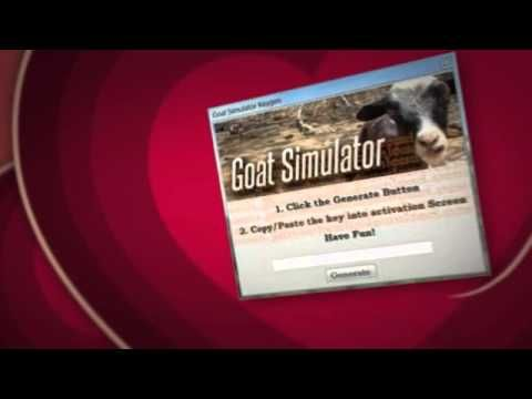 Goat Simulator is a reproduction diversion created and distributed by Coffee Stain Studios for PC stages. This escapade comprises of being a goat. Yes, you have perused it right; you will turn into a straightforward goat when playing. Surely, you will do simply be a goat and your just intention is annihilate things, being a goat  Check It Out : https://www.youtube.com/watch?v=LqQ4moVLm-M