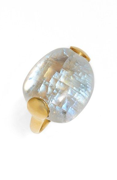 Pippa Small Rainbow Moonstone Ring available at #Nordstrom