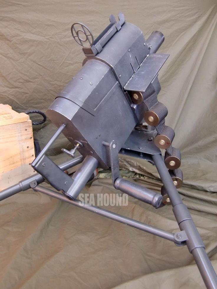 Mk18 Hand Cranked Grenade Launcher 拳銃、武器、ベトナム戦争