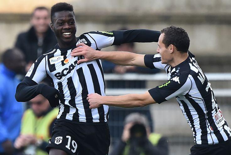 Goal celebration #9ine @Angers