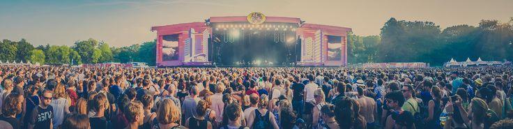 Main Stage 1 • Lollapalooza Berlin • #lollaberlin • #festival• #berlin • Foto: Johannes Riggelsen