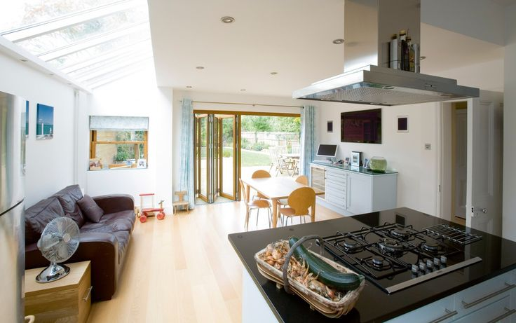 kitchen-extensions-roof-glazing