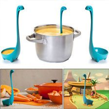 New Creative Monster Design Upright Useful Spoon Kitchen Bar 3-Color