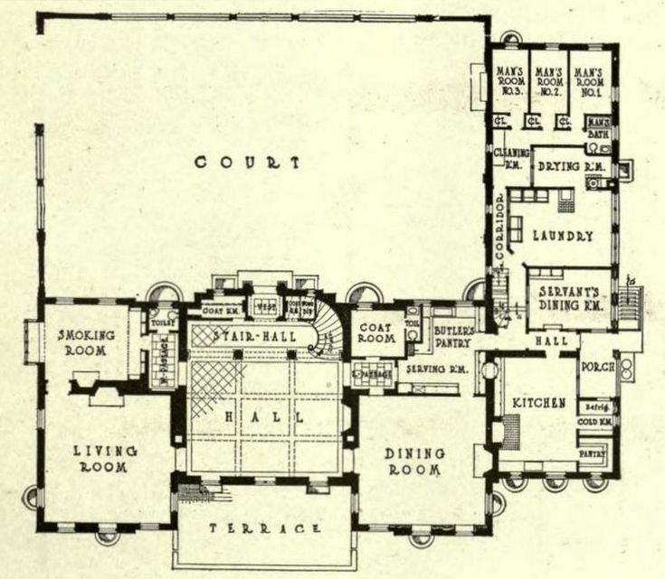 RESIDENCE OF PHILIP SEARS