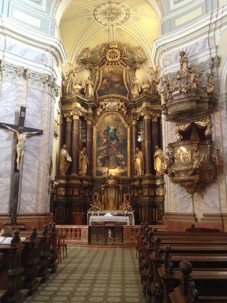 Another catholic church in Györ