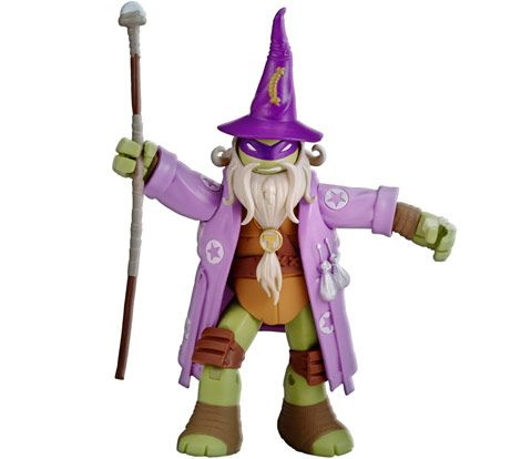 LARP Donatello the Wizard | Playmates Toys, Inc.