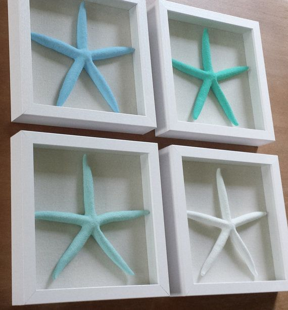 Beach Theme Home Decor Shadow Box Beach Gift: Best 25+ Beach Wall Decor Ideas On Pinterest
