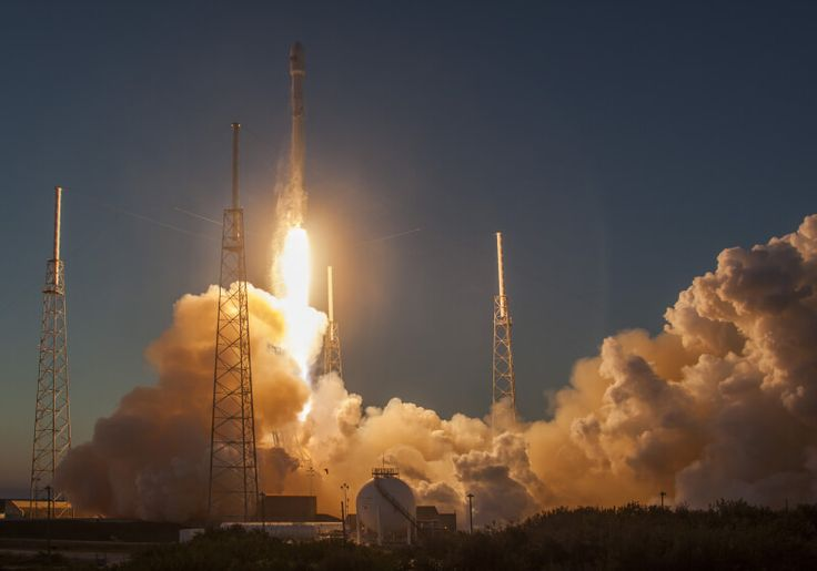 SpaceX concludes Falcon 9 accident investigation will resume flight next week