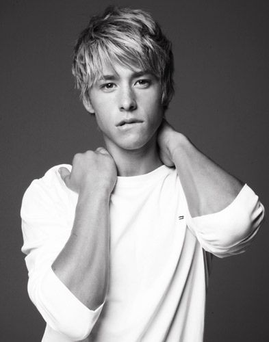 Mitch Hewer.