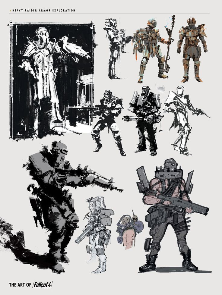 Fallout 4 Character Design Tutorial : Best ideas about conceptual designs on pinterest