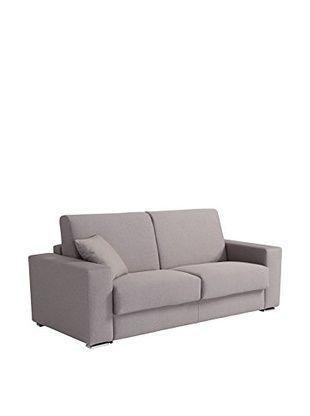 Pezzan USA Zephyros Full Mattress Sofa Bed (Light Grey)