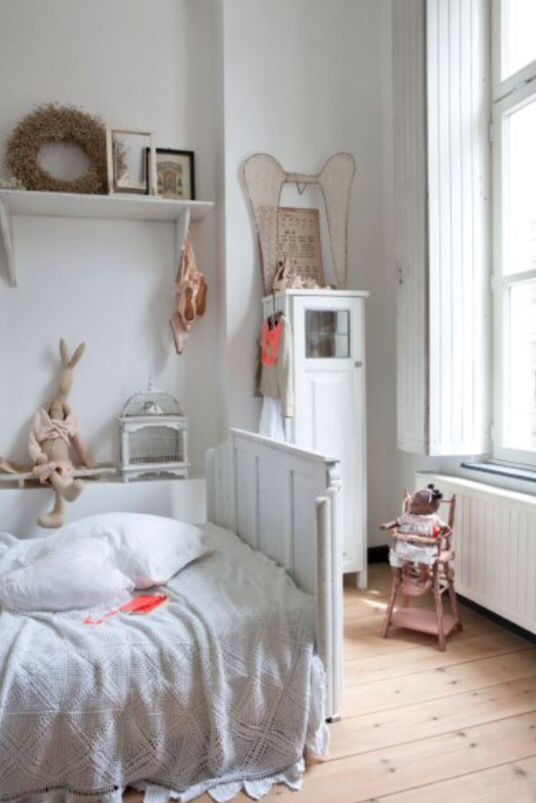 """This sweet girls room is from our feature """"Magical Moments"""""""