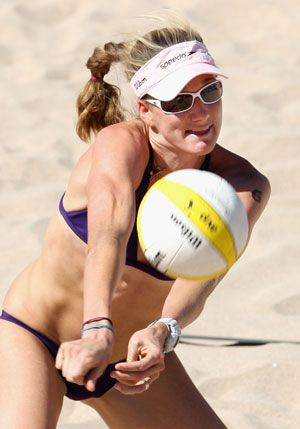 Kerri Walsh Shares Her Rainy-Day Fitness Plan: Home Workout