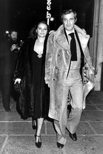 Laura Antonelli e Jean-Paul Belmondo