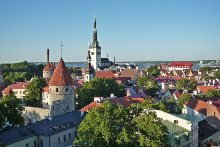 Explore the fascinating Estonian capital and enjoy the sights and sounds of the city from the beautiful upper town.
