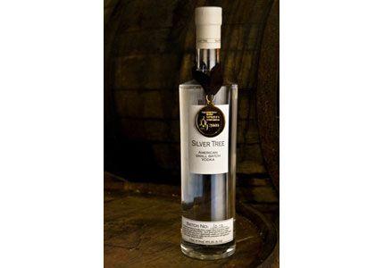 Silver Tree American Small Batch Vodka - Top 10 Vodkas - Best | Gayot 3-grain  (Wheat, Potato, Barley)