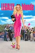Legally Blonde (2001). [PG-13] 96 mins. Starring: Reese Witherspoon, Luke Wilson, Selma Blair, Matthew Davis, Victor Garber, Jennifer Coolidge, Holland Taylor, Ali Larter, Linda Cardellini and Raquel Welch