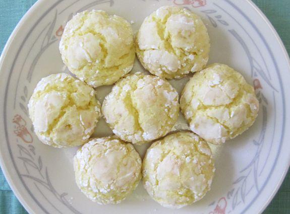 Lemon Butter Cookies | Cookies | Pinterest