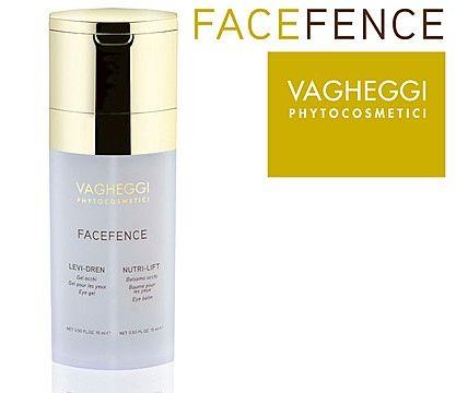 Vagheggi Facefence silmänympärysgeeli ja -voide