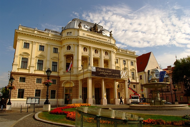 Slovak National Theatre (Slovenské národné divadlo