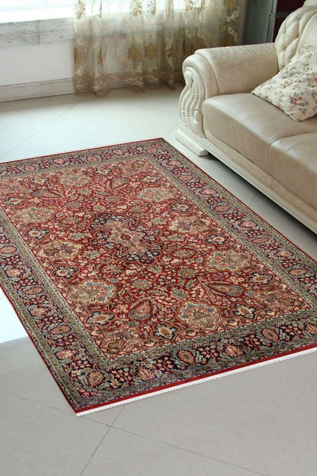 Kashan Motifs Silk Rugs For Sale Online Only At Rugs And Beyond Rugs On Carpet Silk Rug Kashan Rug