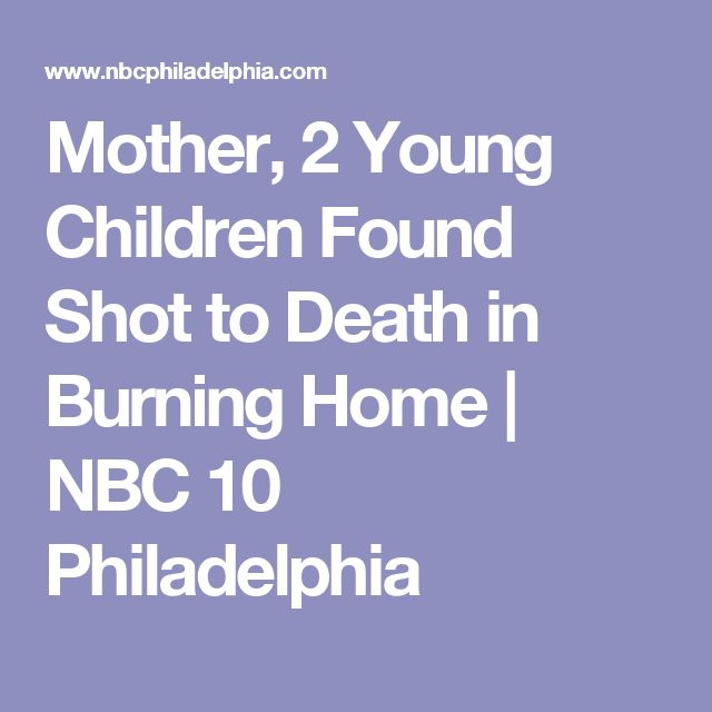 Mother, 2 Young Children Found Shot to Death in Burning Home  | NBC 10 Philadelphia    http://www.meganmedicalpt.com/fmcsa-walk-in-cdl-national-registry-certified-medical-exam-center-in-philadelphia.html