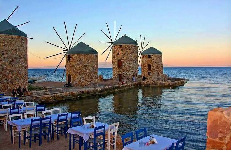 Sakız Adası - Chios