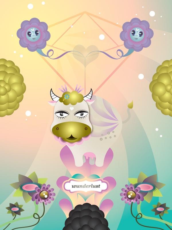 Wunderlust by Wundercloud , via Behance