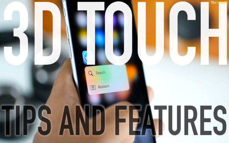Top 3D Touch tips for the iPhone 6s and 6s Plus