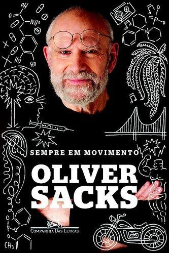 """Quando Oliver Sacks tinha doze anos, um professor bastante sagaz escreveu numa avaliação: """"Sacks vai longe, se não for longe demais"""". Hoje está absolutamente claro que Sacks jamais parou de ir. Desde as primeiras páginas, nas quais ele relata sua paixão de juventude pelas motos e pela velocidade, sempre em movimento parece estar carregado dessa energia."""
