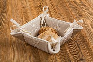 Breadbasket Edelweiss 30x30 cm