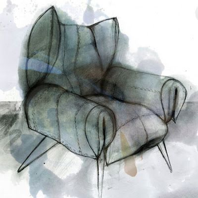 CLOUDSCAPE Chair by Diesel Creative Team (2013) for Moroso.