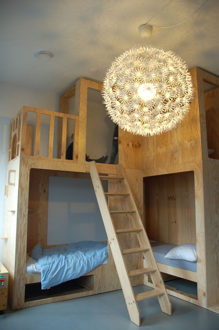 1000+ images about Kid Playhouse & Loft Beds on Pinterest
